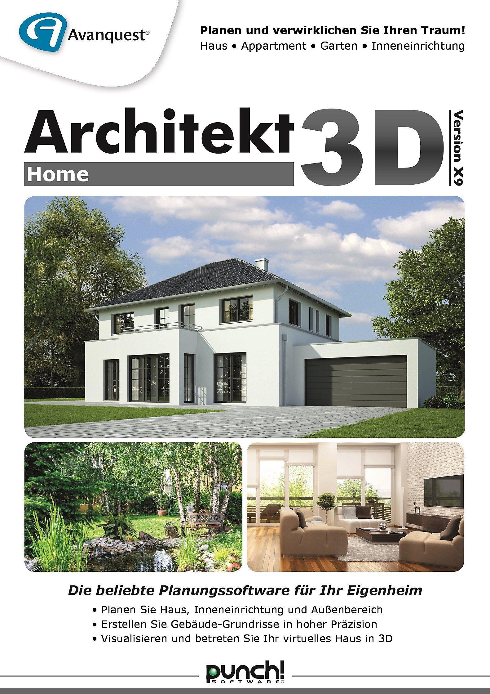 Architekt 3d X9 Home Software Games Sicher Downloaden Bei Weltbildde