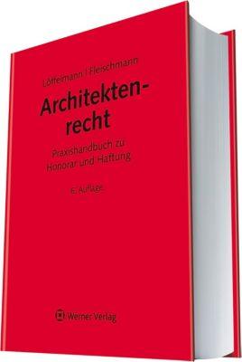 Architektenrecht, Peter Löffelmann, Guntram Fleischmann