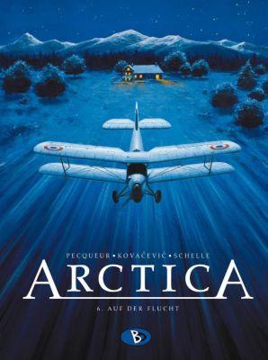 Arctica - Auf der Flucht