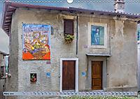 Arcumeggia - Die Künstlerstadt der Lombardei (Wandkalender 2019 DIN A3 quer) - Produktdetailbild 3