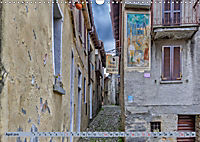 Arcumeggia - Die Künstlerstadt der Lombardei (Wandkalender 2019 DIN A3 quer) - Produktdetailbild 4