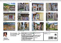 Arcumeggia - Die Künstlerstadt der Lombardei (Wandkalender 2019 DIN A3 quer) - Produktdetailbild 13