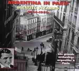 Argentina A Paris (1924-1950), Manuel Pizarro