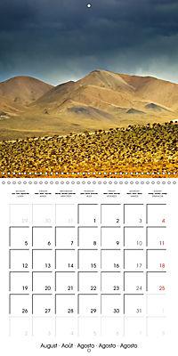 Argentina Landscapes of Breathtaking Contrast (Wall Calendar 2019 300 × 300 mm Square) - Produktdetailbild 8