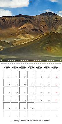 Argentina Landscapes of Breathtaking Contrast (Wall Calendar 2019 300 × 300 mm Square) - Produktdetailbild 1