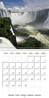 Argentina Landscapes of Breathtaking Contrast (Wall Calendar 2019 300 × 300 mm Square) - Produktdetailbild 2
