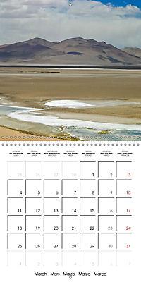 Argentina Landscapes of Breathtaking Contrast (Wall Calendar 2019 300 × 300 mm Square) - Produktdetailbild 3