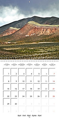 Argentina Landscapes of Breathtaking Contrast (Wall Calendar 2019 300 × 300 mm Square) - Produktdetailbild 4