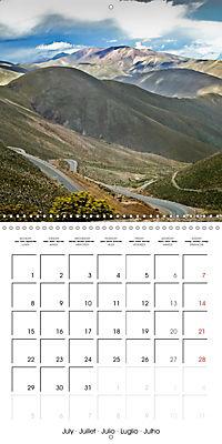 Argentina Landscapes of Breathtaking Contrast (Wall Calendar 2019 300 × 300 mm Square) - Produktdetailbild 7