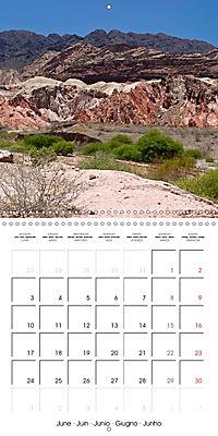 Argentina Landscapes of Breathtaking Contrast (Wall Calendar 2019 300 × 300 mm Square) - Produktdetailbild 6
