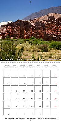 Argentina Landscapes of Breathtaking Contrast (Wall Calendar 2019 300 × 300 mm Square) - Produktdetailbild 9