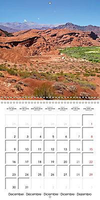 Argentina Landscapes of Breathtaking Contrast (Wall Calendar 2019 300 × 300 mm Square) - Produktdetailbild 12