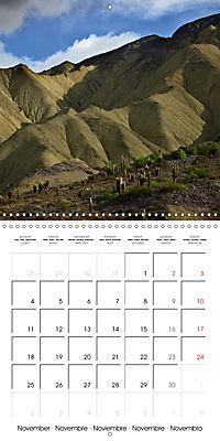 Argentina Landscapes of Breathtaking Contrast (Wall Calendar 2019 300 × 300 mm Square) - Produktdetailbild 11