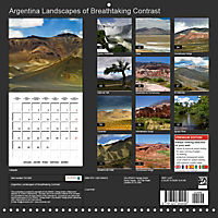 Argentina Landscapes of Breathtaking Contrast (Wall Calendar 2019 300 × 300 mm Square) - Produktdetailbild 13