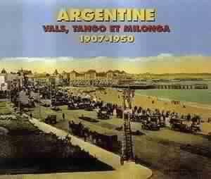 Argentine: Danses Traditionell, Diverse Interpreten