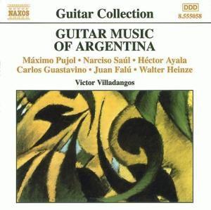 Argentinische Gitarrenmusik, Victor Villadangos