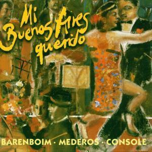 Argentinische Tangos, Daniel Barenboim