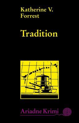 Ariadne Kriminalroman: Tradition, Katherine V. Forrest