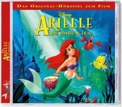 Arielle, die Meerjungfrau, 1 Audio-CD, Walt Disney