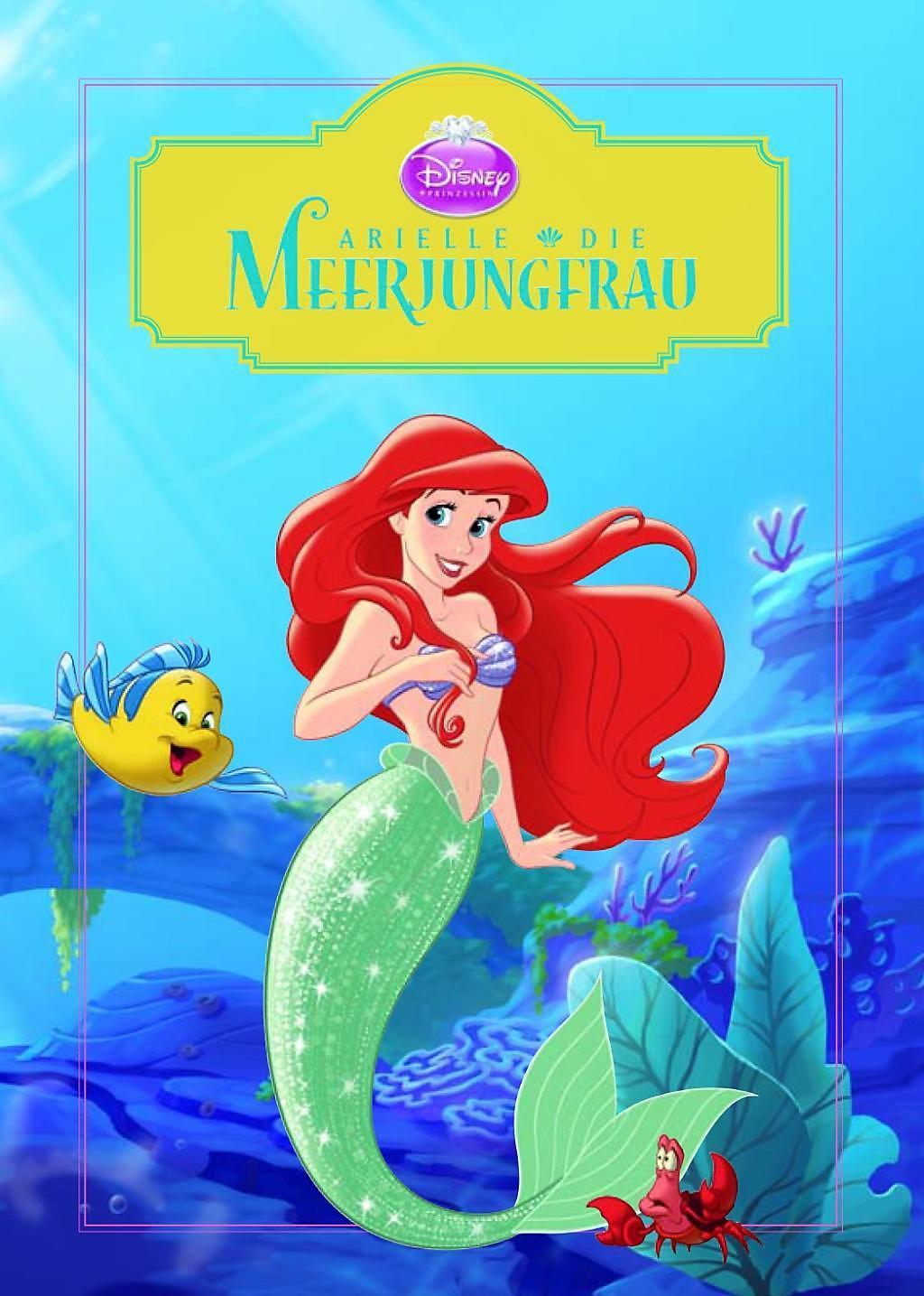 Arielle Die Meerjungfrau Buch Bei Weltbildch Online Bestellen