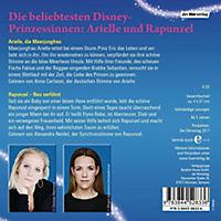 Arielle, die Meerjungfrau / Rapunzel - Neu verföhnt, 4 Audio-CDs - Produktdetailbild 1
