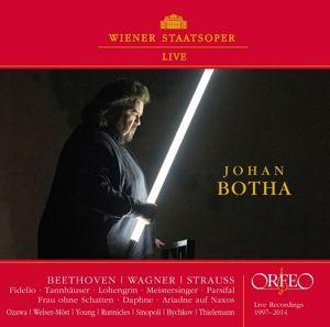 Arien, Johan Botha, Orchester Der Wiener Staatsoper