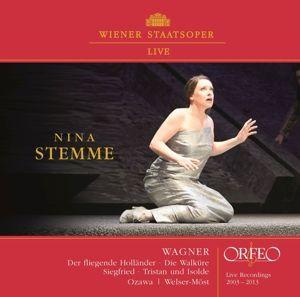 Arien, Nina Stemme, Wiener Staatsoper