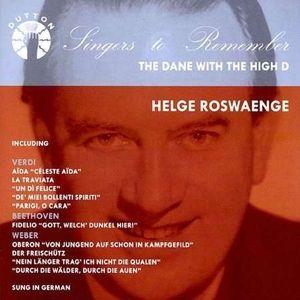 Arien, H. Roswaenge