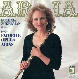 Arien A.Opern Für Flöte, Eugenia Zukerman