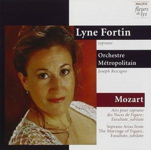 Arien Aus Le Nozze Di Figaro/+, Fortin, Orchestre Metropolitain