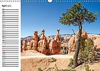 ARIZONA AND UTAH An Unforgettable Experience (Wall Calendar 2019 DIN A3 Landscape) - Produktdetailbild 4