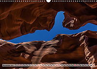 Arizona - Slot Canyons (Wandkalender 2019 DIN A3 quer) - Produktdetailbild 11