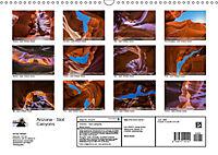 Arizona - Slot Canyons (Wandkalender 2019 DIN A3 quer) - Produktdetailbild 13