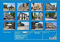 Arles entdecken (Wandkalender 2019 DIN A2 quer) - Produktdetailbild 13