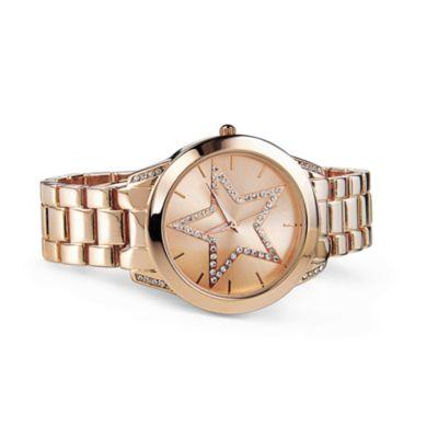 Armbanduhr stern ros gold jetzt bei bestellen for Rosegold deko