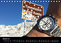 Armbanduhren reisen um die Welt (Tischkalender 2019 DIN A5 quer) - Produktdetailbild 1