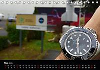 Armbanduhren reisen um die Welt (Tischkalender 2019 DIN A5 quer) - Produktdetailbild 5