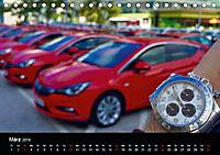 Armbanduhren reisen um die Welt (Tischkalender 2019 DIN A5 quer) - Produktdetailbild 3