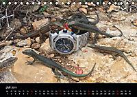 Armbanduhren reisen um die Welt (Tischkalender 2019 DIN A5 quer) - Produktdetailbild 7