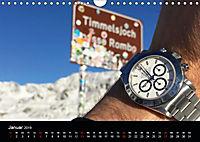 Armbanduhren reisen um die Welt (Wandkalender 2019 DIN A4 quer) - Produktdetailbild 1