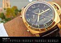 Armbanduhren reisen um die Welt (Wandkalender 2019 DIN A4 quer) - Produktdetailbild 8