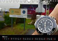 Armbanduhren reisen um die Welt (Wandkalender 2019 DIN A4 quer) - Produktdetailbild 5