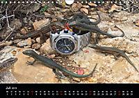 Armbanduhren reisen um die Welt (Wandkalender 2019 DIN A4 quer) - Produktdetailbild 7