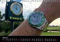 Armbanduhren reisen um die Welt (Wandkalender 2019 DIN A4 quer) - Produktdetailbild 6