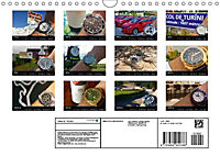 Armbanduhren reisen um die Welt (Wandkalender 2019 DIN A4 quer) - Produktdetailbild 13