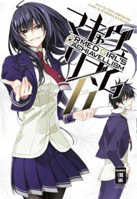 Armed Girl's Machiavellism, Karuna Kanzaki, Yuya Kurokami