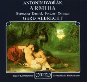 Armida-Oper In Vier Akten Nach Torquato Tasso, Borowska, Daniluk, Albrecht, Tp