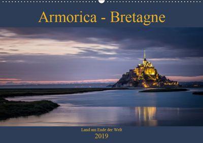 Armorica - Bretagne, Land am Ende der Welt (Wandkalender 2019 DIN A2 quer), Thomas Zilch