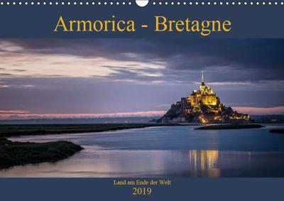 Armorica - Bretagne, Land am Ende der Welt (Wandkalender 2019 DIN A3 quer), Thomas Zilch
