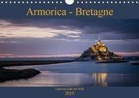 Armorica - Bretagne, Land am Ende der Welt (Wandkalender 2019 DIN A4 quer), Thomas Zilch